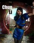 Chun Li Good Morning