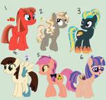 Cheap Pony adopts