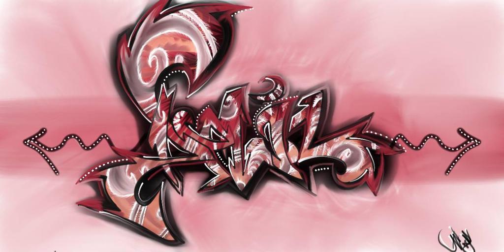 Devils Graff by BuntschwarzSue