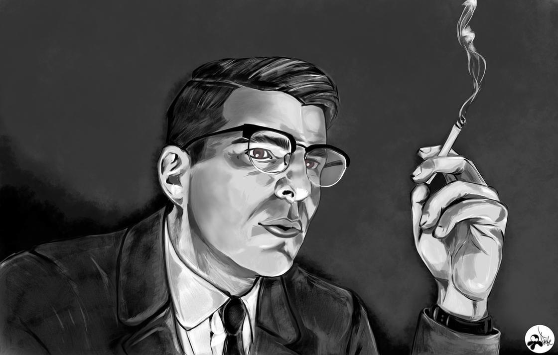 Dr Thredson by BuntschwarzSue
