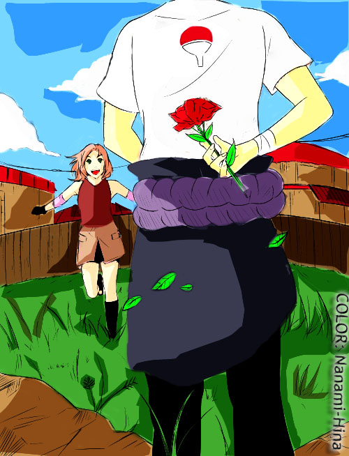 the return by Nanami-Hina