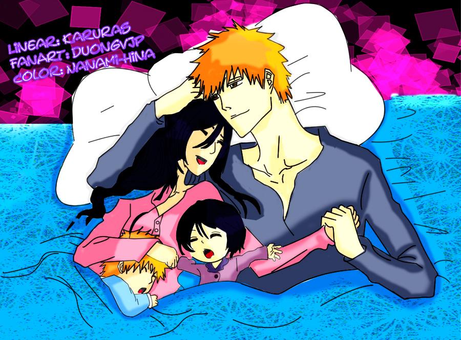 Ichiruki Family Color by Nanami-Hina on DeviantArt