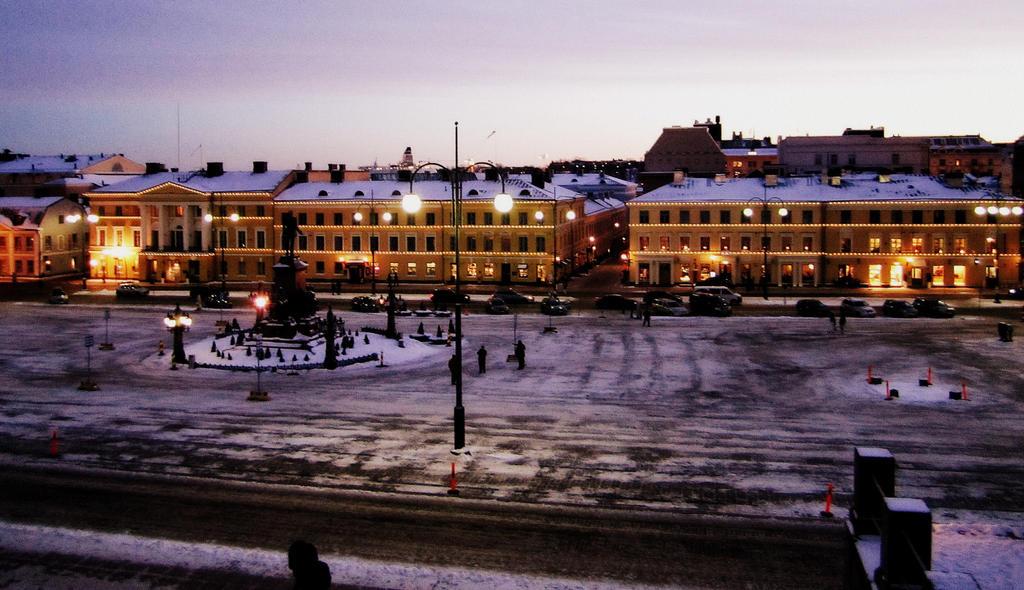 Helsinki by Ronja-poni