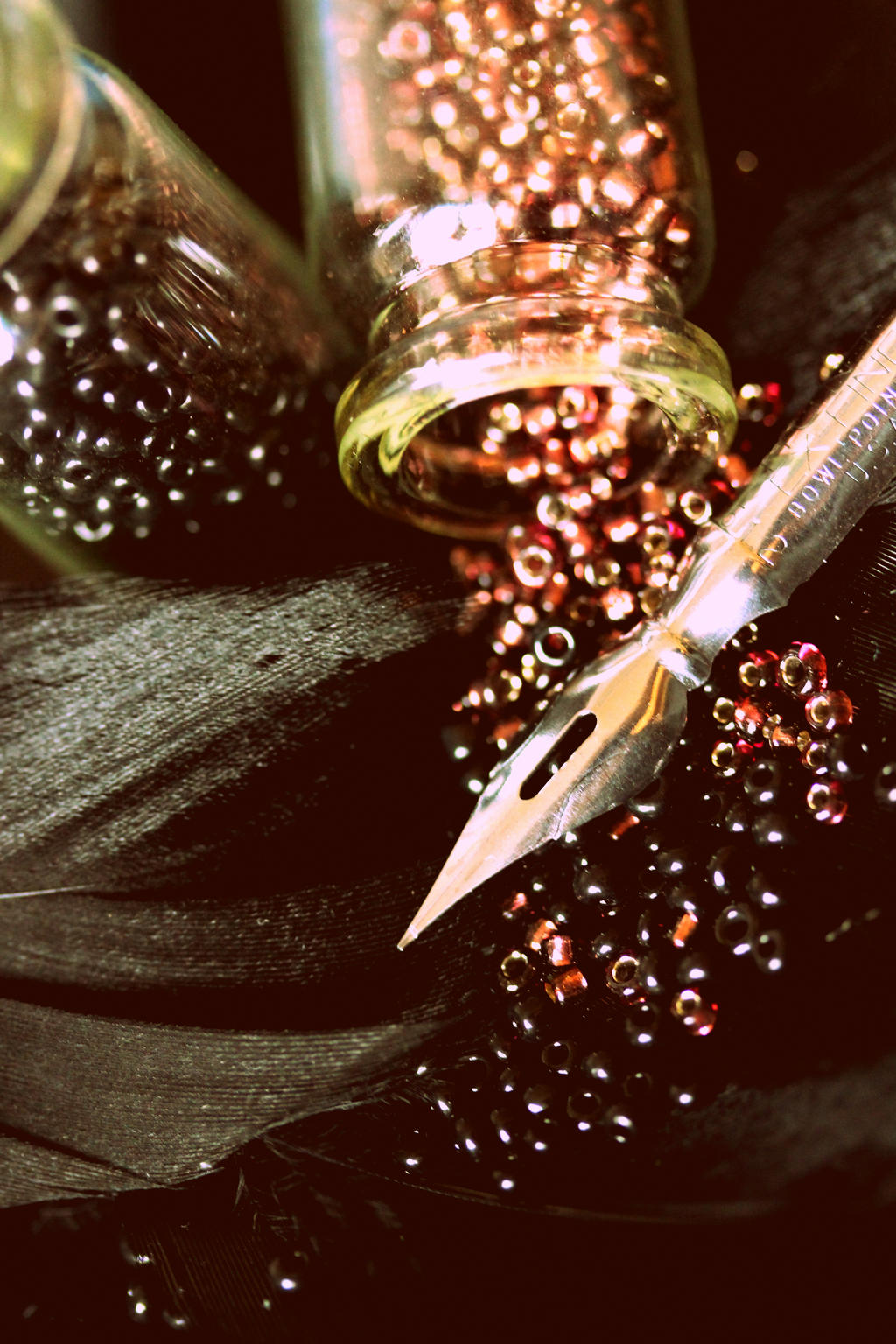 Black ink by Ronja-poni
