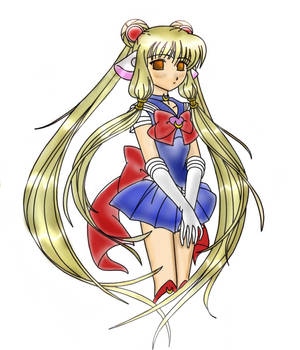Sailor Chii Final Version