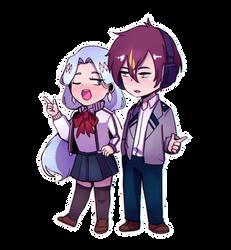 [COMM] Yoake and Koyuki