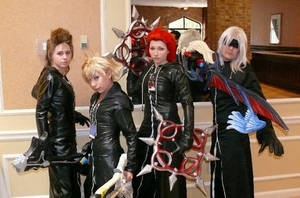 BLiTZ Cosplay: Kingdom Hearts by sunlitebreeze