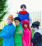 YYH: Spirit Detective Team
