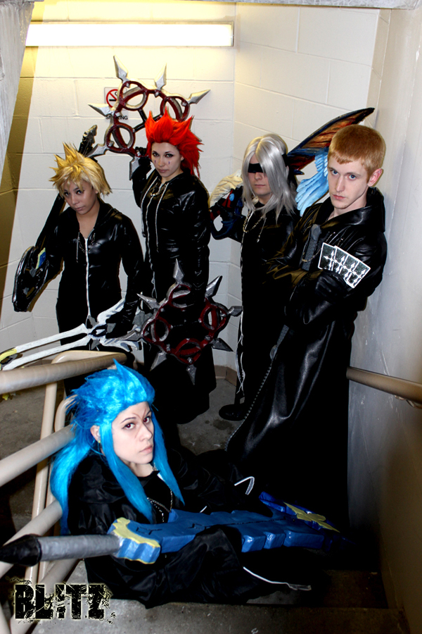 Kingdom Hearts: Battle Ready by sunlitebreeze
