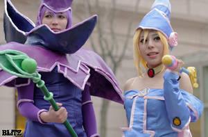 Yu-Gi-Oh: The Magicians by sunlitebreeze