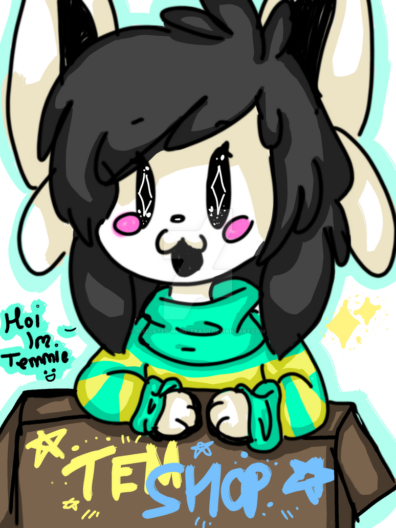 temmie_oml_this_is_so_old_by_pixelated_meme_trash dahe5h6 temmie oml this is so old by pixelated meme trash on deviantart,Meme Trash