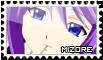 Mizore Stamp by KariiOnigiriDark