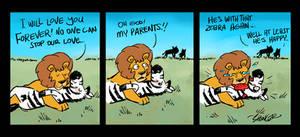 Lion in Love