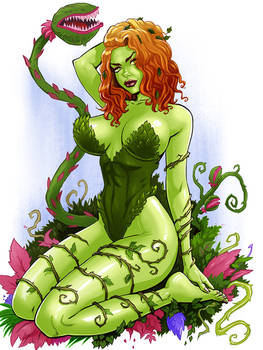 Poison Ivy Coloured