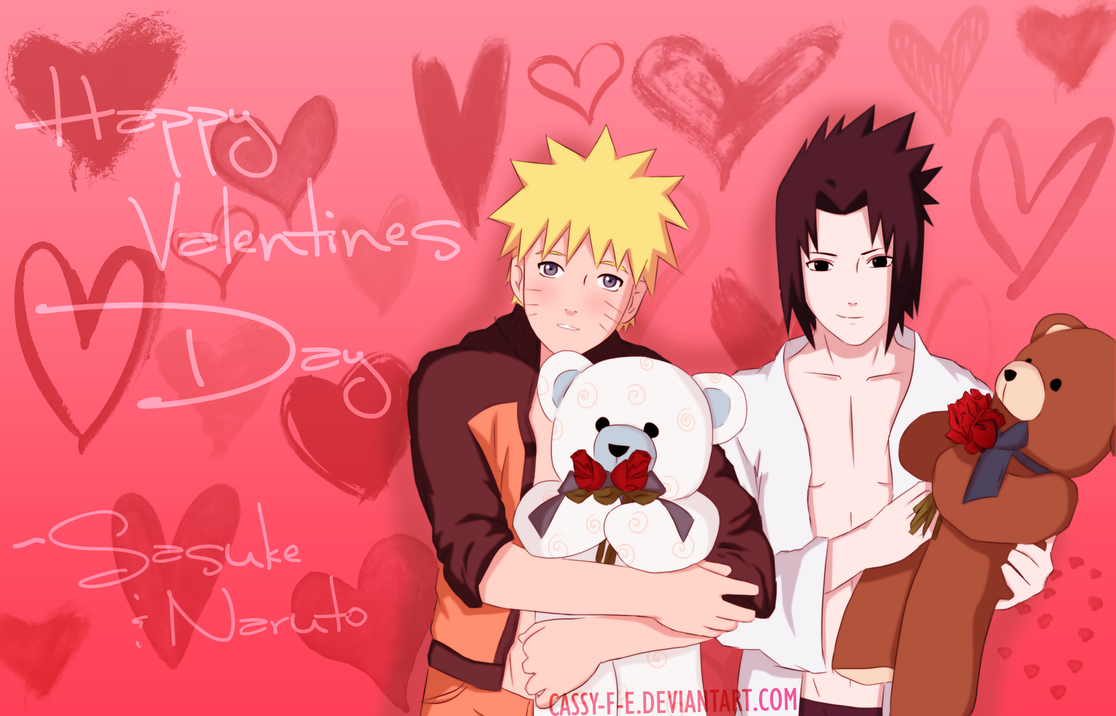 Happy Valentines Day By Cassy F E ...