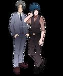 Sasuke n Itachi