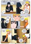 NaruSasu douji Pg 118 PhotoShoot