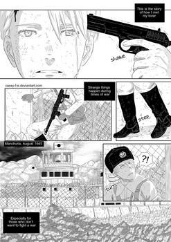 A Dying Memory - Yuri On Ice Doujinshi Page 1