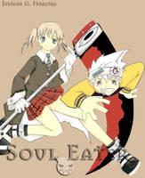 Soul Eater by aka-sakura