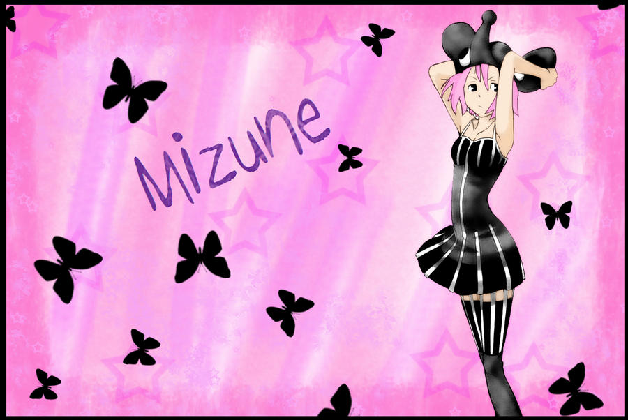 Mizune by Arekisu-neko on DeviantArt