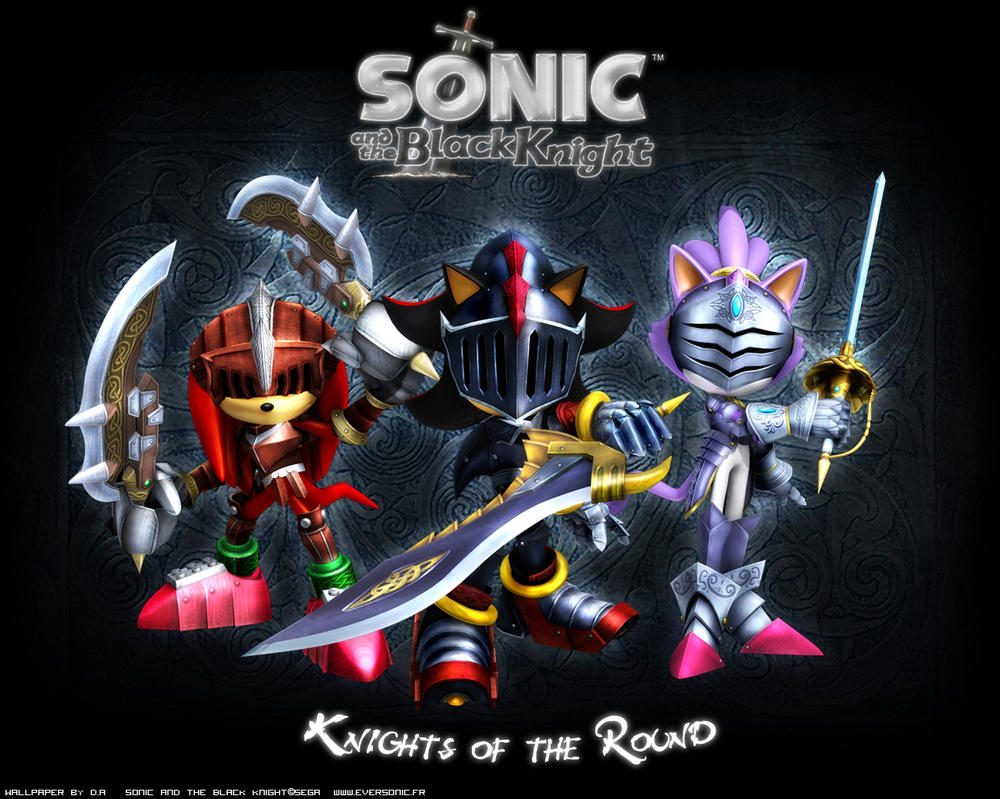 SBK Wallpaper Knights of Round by Nawamane