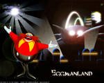 Eversonic Wall Eggman v2