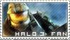 Stamp: Halo 3 Fan