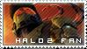 Stamp: Halo 2 Fan