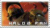 Stamp: Halo 2 Fan by Nawamane