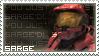 Stamp: You just got Sarge'd
