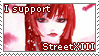 Stamp: I Support StreetXIII by Nawamane