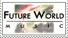 Stamp: Future World Music Fan by Nawamane