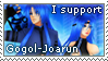 Stamp: I support Gogol-Joarun by Nawamane