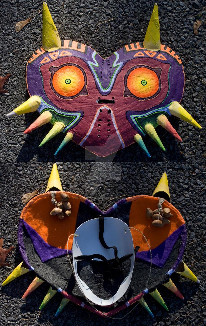 Majora's Mask by slightlyoff-beat on DeviantArt