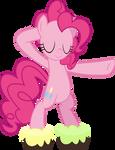 Pinkie Pie MLP Vector(UPDATED)