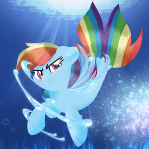 Seapony Dash! |drawing
