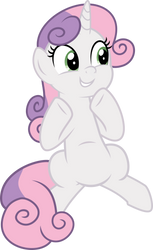Sweetie Belle|MLP Vector #1