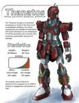 Anatomy of Ares/Thanos