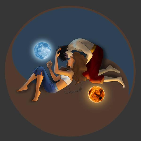 Zutara - Balance by Aranehl