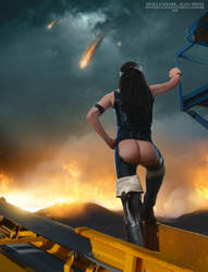 Bring Me The Fire by FallanDark