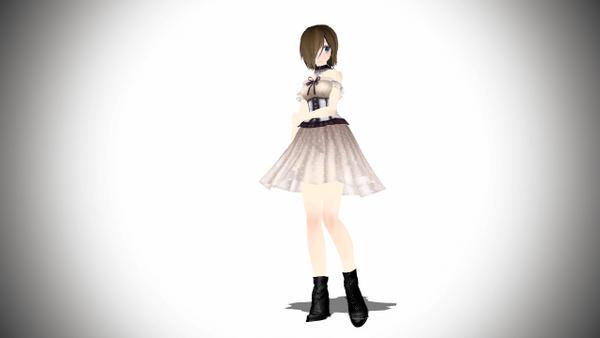 MMD Formal Hazily Model by FandomFangirl903