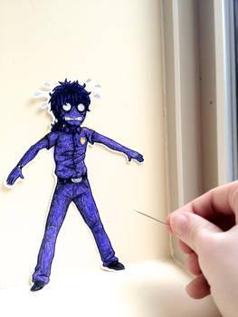 Vincent paper child