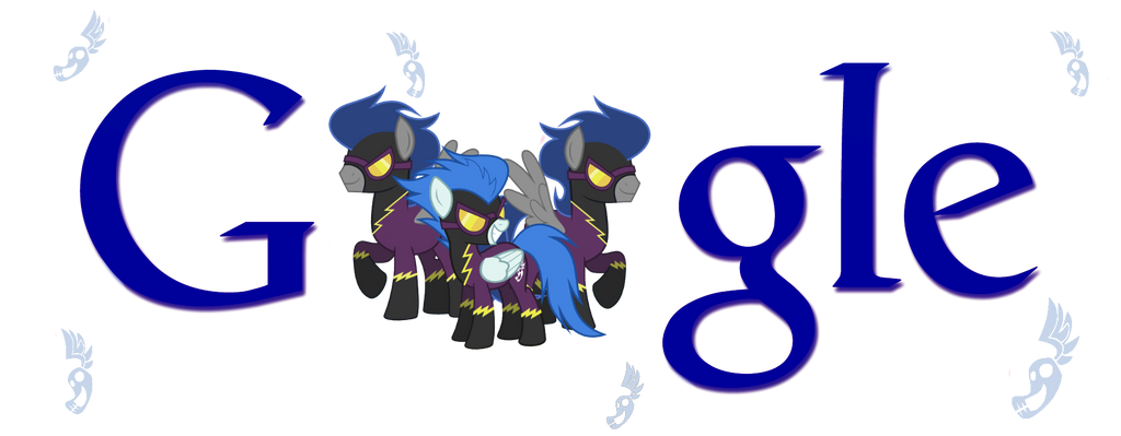 Shadowbolt Google Logo (Install Guide!) by Owl-Parchment