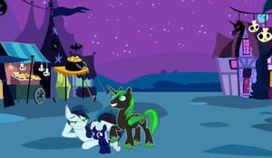 Zeph, Lumos, and Midnight Wallpaper