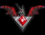 Bat-Alicorn Amulet