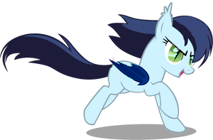 Running Zephyr by Owl-Parchment