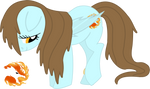 Ignis Crystal the Dragon Pony