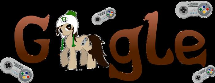 Darkie Google Logo