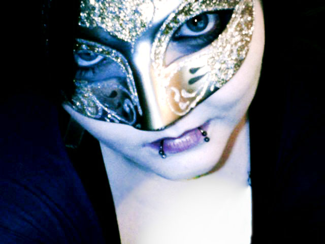 My Masquerade! by PorcelainKittyKat