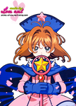 Sakura Kinomoto Render